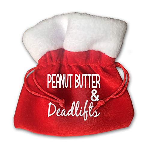 Gift Tote Peanut Butter - Sfgggerrd Peanut Butter and Deadlifts