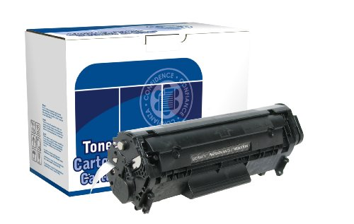 Dataproducts DPC0263 Remanufactured Toner Cartridge Replacement for Canon 0263B001A (104, FX9, FX10)