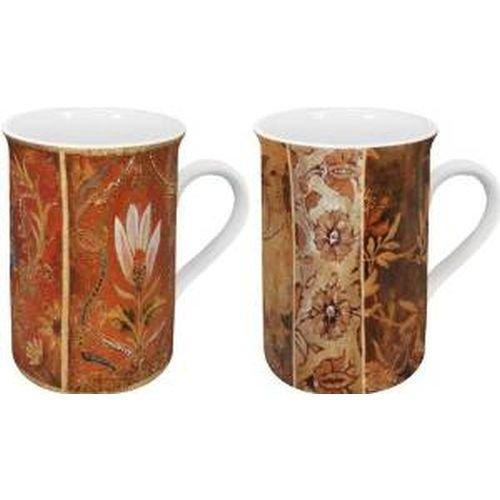 Konitz Tapestry Mugs, Set of 2