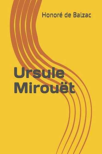 Ursule Mirouët (French Edition)