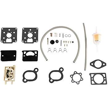 Amazon com: iFJF Carburetor Kit fits ONAN Engine Model DD11 DD13