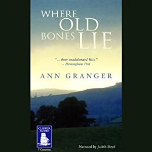 Where Old Bones Lie Audiobook