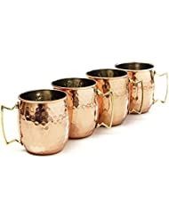 Moscow Mule Hammered Copper 16 Ounce