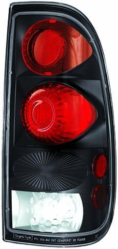 B000N9NBBS IPCW CWT-CE501CB Crystal Eyes Bermuda Black Tail Lamp - Pair 41SbxLfJk8L.