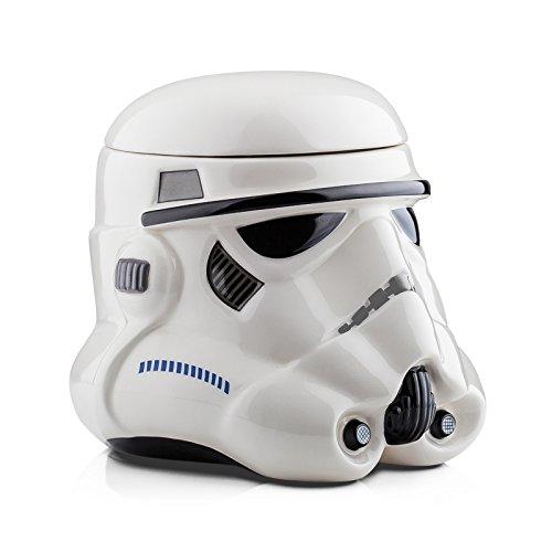 Star Wars Stormtrooper Keksdose in Geschenkverpackung Keramik das Fan Geschenk