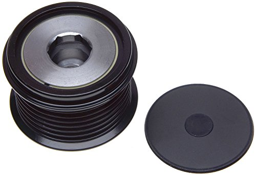 ACDelco 37026P Professional Alternator Decoupler Pulley with Dust Cap
