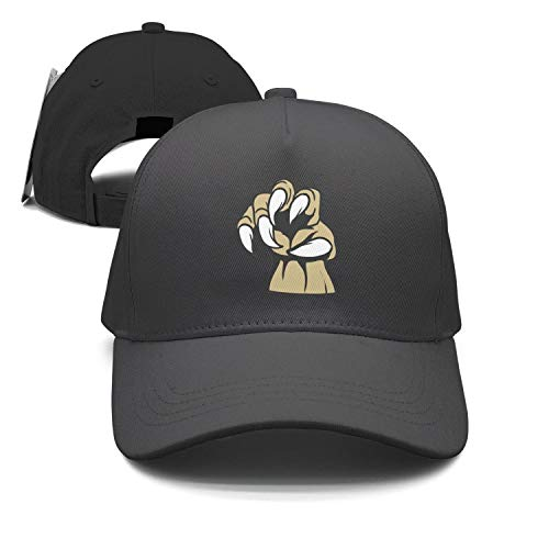Yfthor New Orleans Football Halloween Team Logo Cool Snapback Cap Baseball Trucker Hats