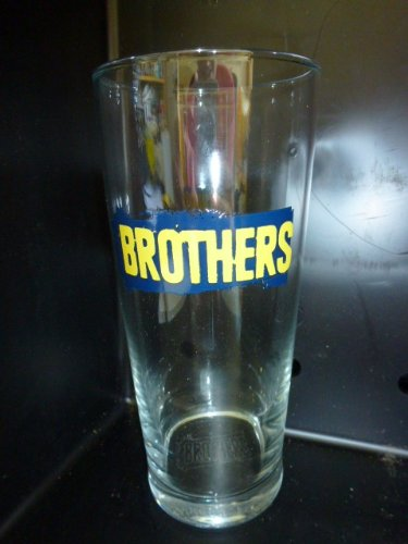 Brothers Cider Pint Glass CE 20OZ / 568ML