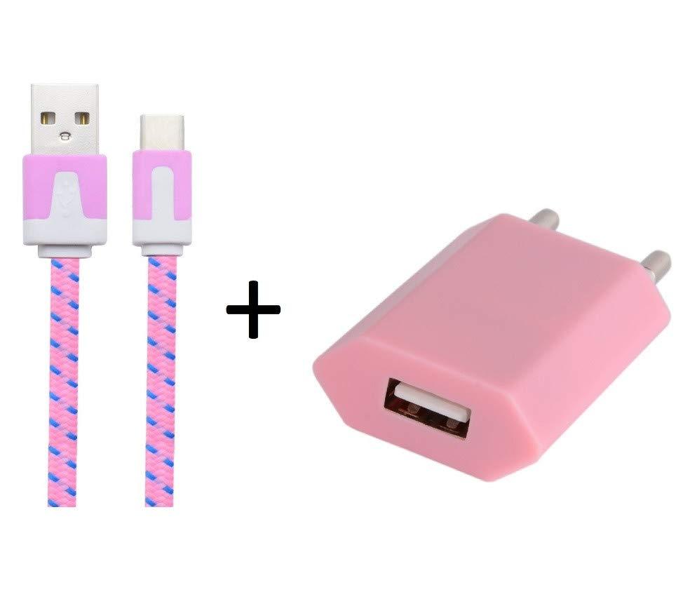 Shot Case Cargador Adaptador USB para Huawei P10 Lite ...