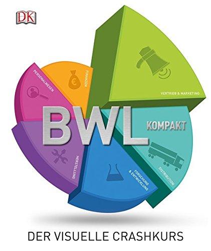 BWL Kompakt: Der visuelle Crashkurs Gebundenes Buch – 25. Januar 2016 Dorling Kindersley 3831030073 Betriebswirtschaft Wirtschaft / Allgemeines