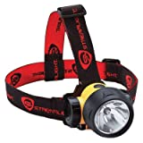 Streamlight® Yellow Septor® Head Lamp With LED (3 AAA Alkaline Batteries Included)