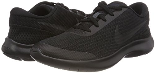 W De Zapatillas Mujer Experience Nike black Negro Running Rn 002 anthracite Para Flex 7 black dUw1xqCT
