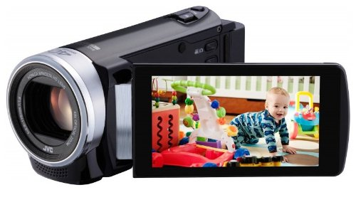 JVC GZ-HM40 Full HD 1080p 2.7\