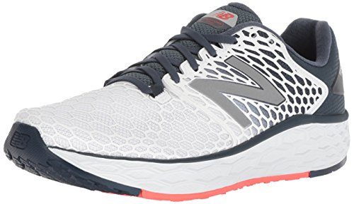New Balance Men's Vongo V3 Fresh Foam Running Shoe White 12.5 D US