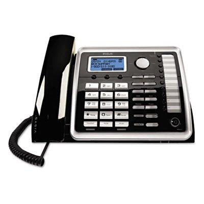 - RCA 25260 1-Handset 2-Line Landline Telephone