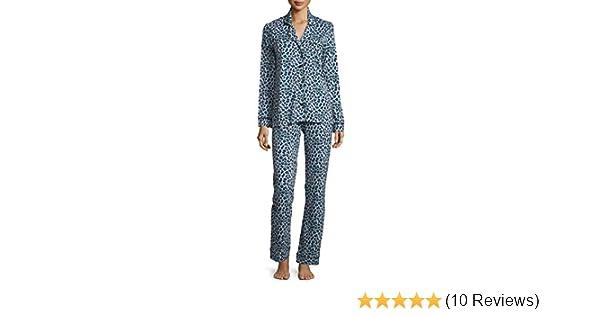 Cosabella 100/% Pima Cotton Short Sleeve Pajama Set Black Medium