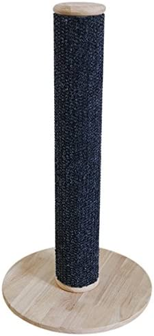 Rosewood Tall And Modern Cat Scratch Post Large 80 Centimetre Amazon Co Uk Pet Supplies