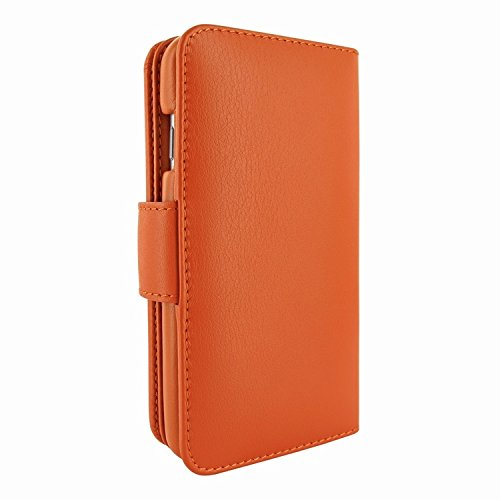 Piel Frama 717 Orange WalletMagnum Leather Case for Apple iPhone 6 Plus / 6S Plus by Piel Frama (Image #2)