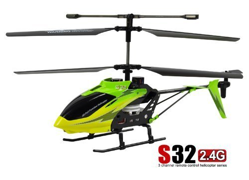 Syma S32 Medium Metal 12