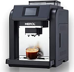 MEROL Super Automatic Espresso Coffee Machine