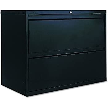 Alera 2 Drawer Lateral File Cabinet, 36 By 19 1/4 By