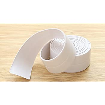 kitchen bathroom wall sealing tape waterproof mold proof adhesive tape