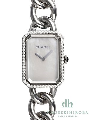 74811c94 Chanel Premiere Ceramic Ladies Watch H3255: Amazon.co.uk: Watches