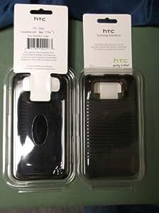 HTC OEM TPU Silicone Skin Case for HTC Titian ll - Black