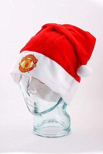 Manchester United FC Christmas Santa Hat ()