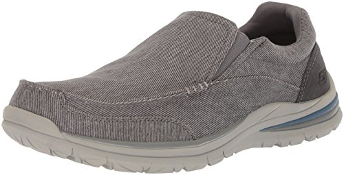 cheap sale comfortable Skechers Men's Classic Fit-Superior 2.0-Vorado Moccasin Charcoal buy cheap wholesale price fake online discount visit new countdown package online cyoyO6