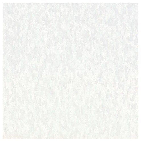 Imperial Texture VCT 12 in. x 12 in. White Out Commercial Vinyl Tile (45 sq. ft. / ()