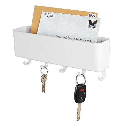 mail organizer and key rack - 1