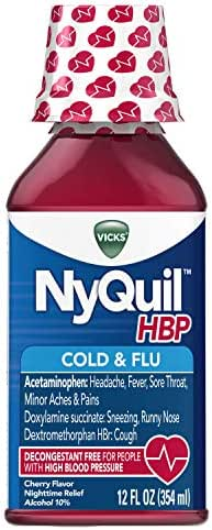 Cold & Flu: NyQuil Cold & Flu Liquid HBP