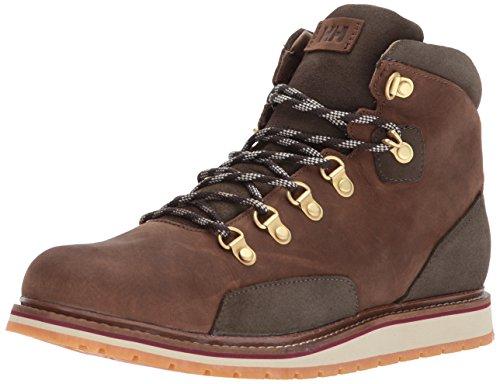 Helly Hansen Men's Klosters Snow Boot Bruin/Espresso/Port 9.5 M US