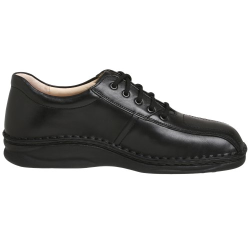 Finn Comfort Men's Dijon Lace-up Oxford Black clearance authentic NTFZkx