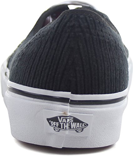 Vans Authentic True Low Black Unisex EU Design Adulto Assembly Top White 38 5 qqw6dRnr