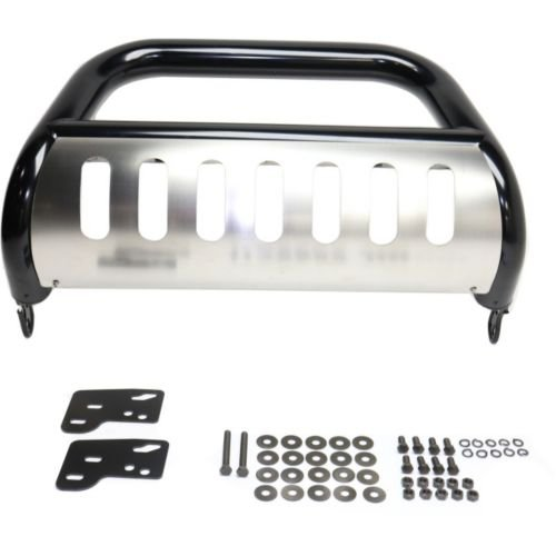 Perfect Fit Group GAPA075009A - Vndr # 2-5060|Bull Bar|Ram 1500 (Excl Sport) 94-01; 2500/ 3500 (Excl Sport ) 94-02|Blk W/ Ss Skid Plate by Perfect Fit Group