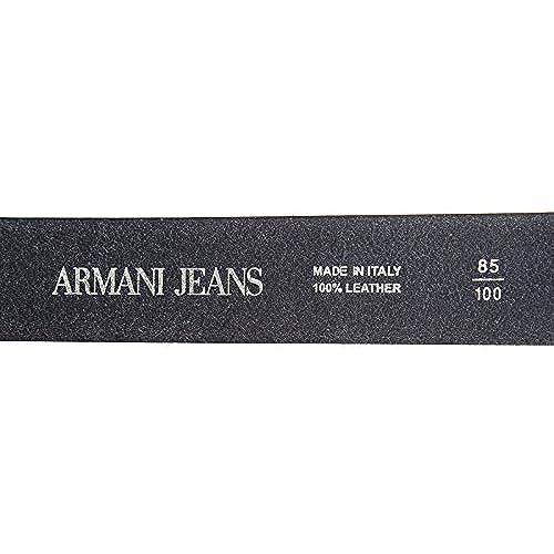 Envio gratis Armani Jeans cinturón de hombre en piel nuevo ardiglione blu 0b991ccd9a7d