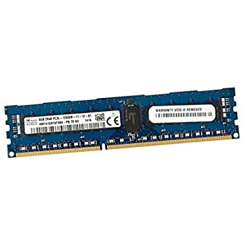 Hynix - Servidor de 8 GB RAM DDR3 PC3L-12800R ECC Reg 2Rx8 ...
