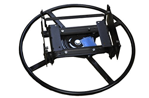 (Replacement Swivel Glider Ring Base with 8.25-inch Mounting Width and 24-inch Ring Base Dura Glide Style)