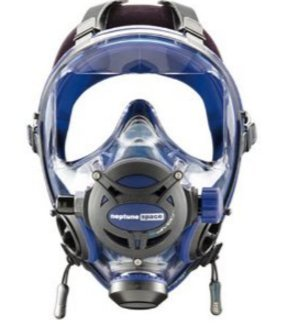 Ocean Reef Diving Mask Neptune Space G.divers OR025015 Cobalt M/L - Mask Face Neptune Full Space