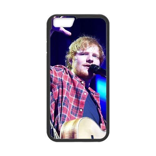 Ed Sheeran 007 coque iPhone 6 4.7 Inch Housse téléphone Noir de couverture de cas coque EOKXLLNCD17397