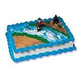 Tangled Fisherman Cake Topper Kit, Health Care Stuffs