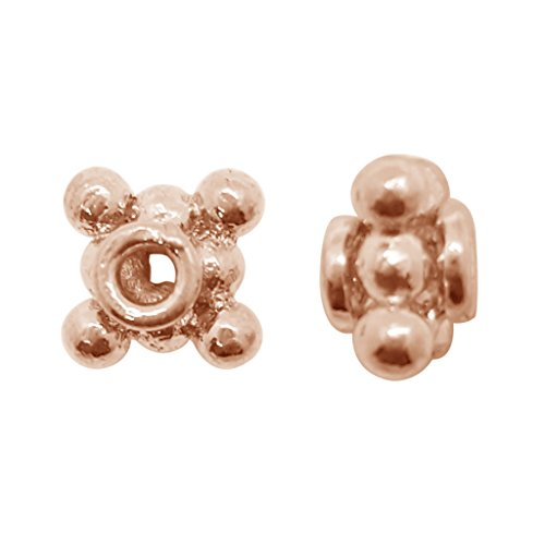 Rose Gold Overlay Spacer ()