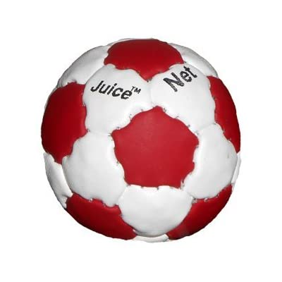Juice Netbag Footbag, Red/White: Sports & Outdoors