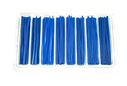 Wax wire assortment No.3 RECTANGLE 2, 4, 6, 8, 10, 12 SQUARE 12, 14