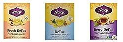Yogi Tea Detox Tea (3 Boxes)