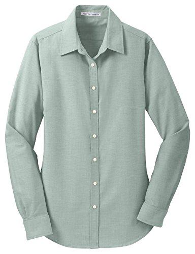 Port Authority - Camisas - para mujer Verde