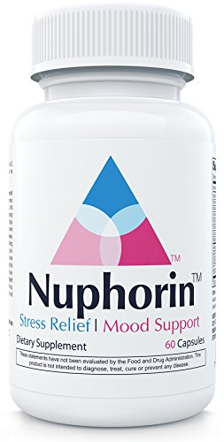 Nuphorin Anxiety Relief Anxiety Stress Relief