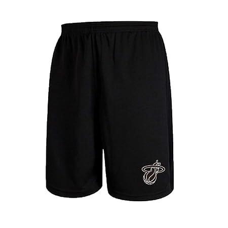LHKJB Pantalones Cortos Trail Blazers Heat NBA Baloncesto Deportes ...
